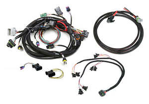 Holley Efi 558 503 Gm Tpi And Stealth Ram Efi Harness Kit