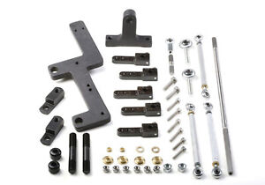 Weiand 7166wnd Weiand Side Mounted Carb Linkage For 6 71 8 71 Superchargers