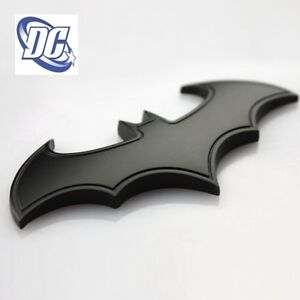 Batman Car Decal 3d Metal Auto Motorcycle Logo Laptop Decals Black Chrome Usa