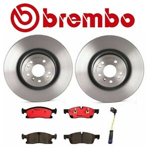 For Mercedes W166 X166 Gl350 Gle450 Vented Front Disc Brake Rotors