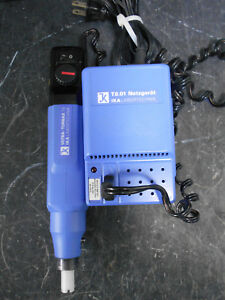 Ika T8 Ultra turrax Homogenizer With T8 01 Power Supply