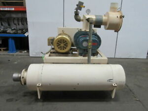 Sutorbilt 7l f 25hp Positive Displacement Blower Package 230 460v 3 Ph