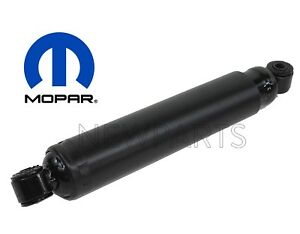For Dodge Ram 1500 2500 3500 03 13 Front Steering Damper Shock Stabilizer Mopar