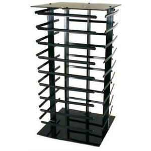Revolving Rotating Acrylic Earring Display Holds 144 2 Cards