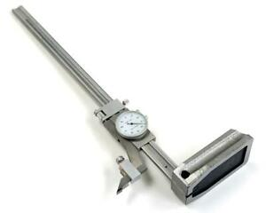 0 12 Dial Height Gage 001 4300 0030
