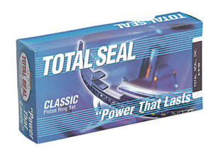Total Seal Piston Ring Set Cr9190 130 Classic Race Plasma Moly 4 375 File Fit