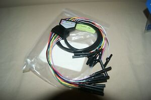 St Jude Medical 42 04569 001 10 pole Jumper End Cable 10 Conductor Yoke