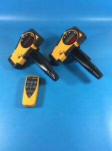 Lot Of 3 Pacific Laser Systems Items 2 Xpls hvd 1000 1x Rc505g Tc