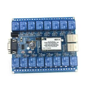 Hlk sw16 16 Channel Android smart Phone Cwifi Relay wifi Relay Module
