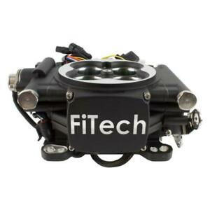 Fitech Fuel Injection System 30002 Go Efi 4 650 Hp Tbi Black