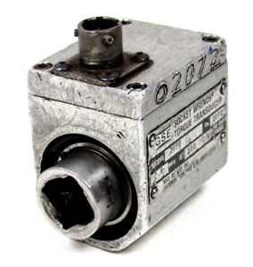 Used Gse 2050 Socket Wrench Torque Transducer