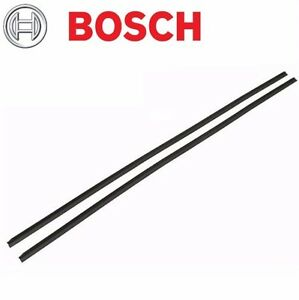 For Mercedes W140 S420 Pair Set Of Left And Right Windshield Wiper Inserts Bosch