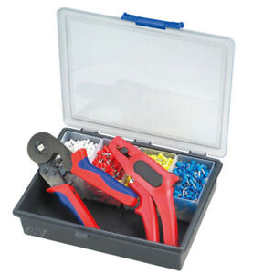 Hs 3d Kits Of Plastic Packaging Tools Crimping Tool One Set For Cable End Sleeve