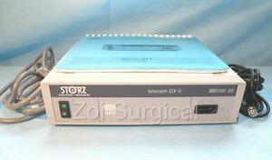 Storz Telecam Dx Ii Endoscopy Camera Control Unit Model 202330 20