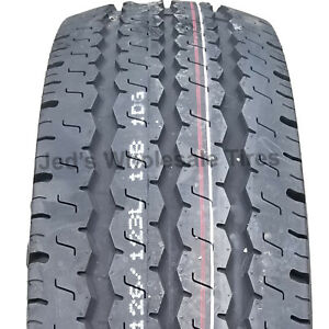 St 235 85r 16 235 85 16 Trailer Tire 14 Ply Radial Journey Dtap Heavy Hauler