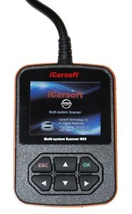 Icarsoft I903 Multi system Scanner For Nissan Infiniti Subaru Obdii