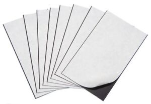 Marietta Magnetics 10 Magnetic Sheets Of 8 5 X 11 Adhesive 20 Mil