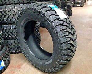 4 New 35 12 50 20 Comforser Mt Tires 10 Ply Mud 35 12 50 20 R20 1250 Offroad