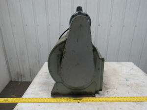 General Electric 5kc38ng606 1 2hp 115 230v 10 1 2 Squirrel Cage Blower Exhaust