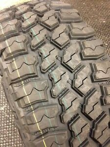 4 New 35x12 50 20 Thunderer Trac Grip 2 Mt Tires 35 12 50 20 12 50r20 Mud Tires