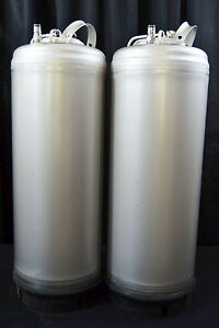 Corny Keg 5gallon New Cornelius Kegs 2 Pack Ball Lock Homebrew Beer Coffee Soda