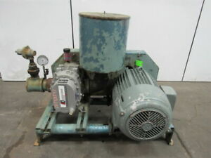 Gardner Denver 4506 30hp Positive Displacement Blower Package 460v 3ph