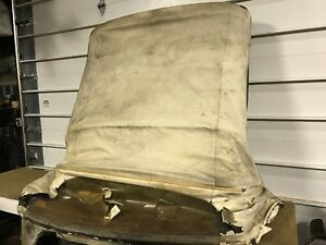 64 5 65 66 Ford Mustang Convertible Top Assembly