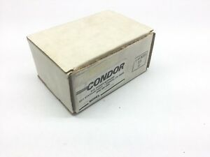 Condor A24 0 225 24 Vdc Power Supply