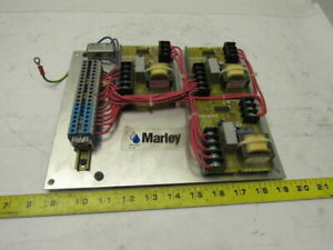 Marley Llc Water Level Control System Relay Panel