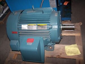 New Baldor Reliance 841xl 60 Hp Ac Electric Motor 364t Frame 460 Vac 1780 Rpm