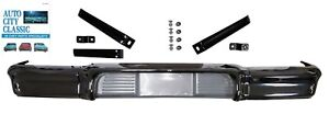 Rear Bumper For 1958 Chevrolet Impala Belair 3 Piece Bumper W Filler