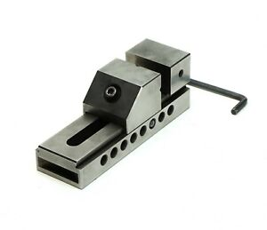 Precision Grinding Toolmaker Screwless Vise 2 X 2 X 6 1 2 3 Jaw Opening
