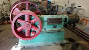 A l ide sons Antique Stationary Steam Engine