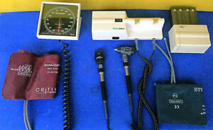 Welch Allyn 767 Integrated Diagnostic System Macroview Otoscope