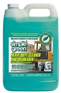 Simple Green 18203 1 Gallon Heavy Duty Cleaner And Degreaser