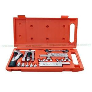 Flaring Swaging Tool Kit Tube Pipe Expander Air Condition Refrigeration Hot