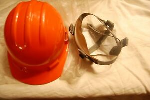 Bullard Model 4100 Orange Hard Hat