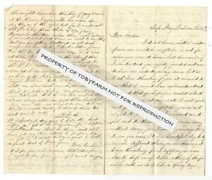 4 Letters1857 58 California Pioneer Jirah Luce Marthas Vineyard Family From Ship