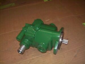 Oliver 1755 1855 1955 2255 Farm Tractor Factory Hydraulic Pump Works Great