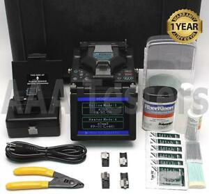 Fujikura Fsm 17r Sm Mm Fiber Ribbon Fusion Splicer With Usf 21c Cleaver