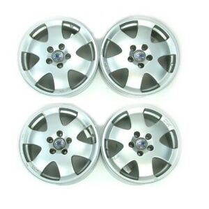 4 Volvo Oem 16 X 7 Alloy Rims Tellus Xc70 Wheels Also Fits 850 S60 V70 S70 S80