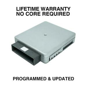 Engine Computer Programmed Updated 2000 Ford Crown Victoria F8af 12a650 Ac Tqw2