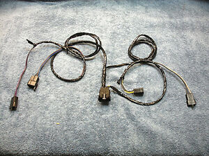 New 1970 Chevrolet Am Fm Stereo Radio Harness 70 Chevy Impala Caprice 8 Track
