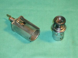 Cigarette Lighter Mercedes Ponton 190 Sl W121 300sl W198 220 W187 300 W186