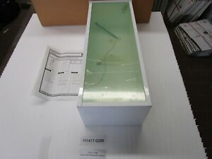 Hpc Fx 22 Fire Extinguisher Cabinet Glass Front With Glass Breaker Nib