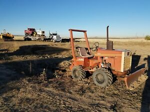 Ditch Witch Ride on Trencher 2300 Vh4d stock 2264