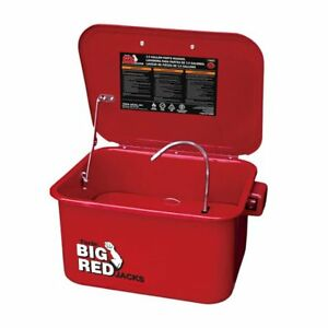 Torin Big Red 3 5 Gallon Steel Cabinet Parts Portable Washer With Electric Pump
