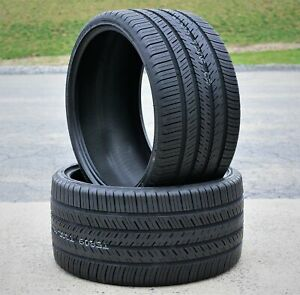 2 New Atlas Tire Force Uhp 295 25r28 103v Xl A S Performance Tires