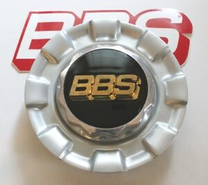 1 Bbs Rsii Silver Center Cap Assembly For Vw Others 09 32 177