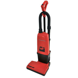 Pullman holt Commercial Upright Hepa Filter Vacuum Cleaner With On board Tools
